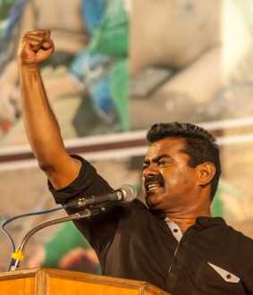 seeman statement about justice muralidar transfered issue