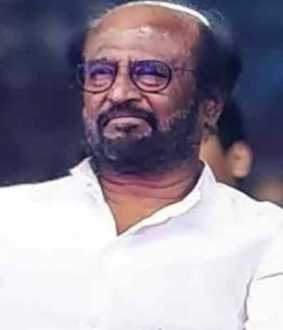 Deputy Commissioner of Police meets Rajini