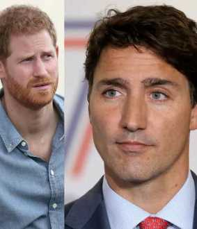 canada to withdraw the security to megahan harry