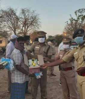 humanistic incident in thirupathur