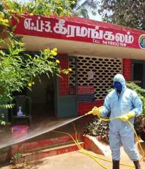 WOMEN POLICE INCIDENT KEERAMANGALAM POLICE STATION CLEAN