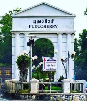 PUDUCHERRY 21 POLICE GOVERNMENT  ORDER CORONAVIRUS PREVENTION