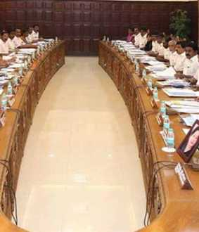 tamilnadu cabinet meeting held on tomorrow