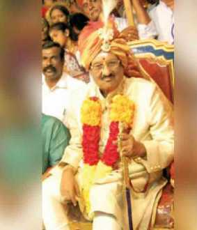 last jameen of tamilnadu passed away