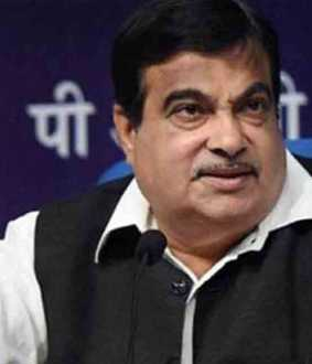 nitin gadkari about 20 lakh crore package