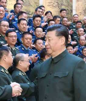 xi jinpings order to chinese army
