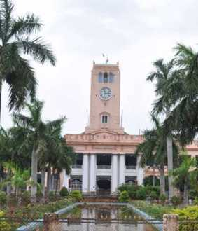 Annamalai University ranked 5th best university in Tamil Nadu
