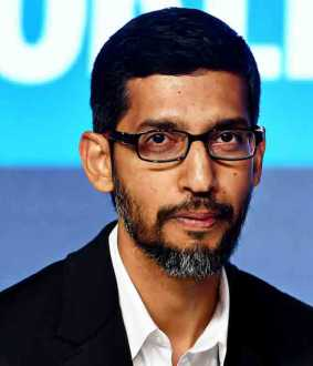 sundar pichai about george floyd issue