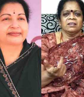 Dindigul District AIADMK Secretary of Women - C. Sreenivaasan - minister -