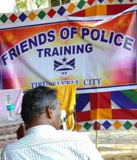 friends of police