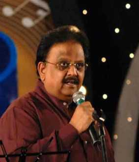 Corona to popular playback singer SP Balasubramaniam