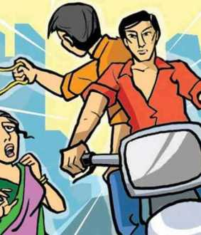 Chain snatch training for boys ..! Robbery gang caught in Chennai ..!