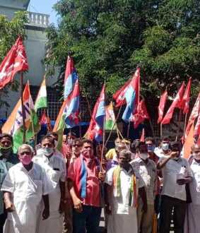 CITU demands various things