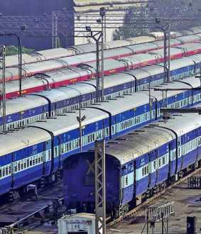 Passengers train have to be start ... Petition to the MP