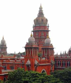 former additional dgp land chennai high court