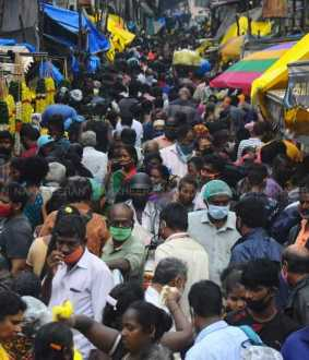 Chennai Market Photos