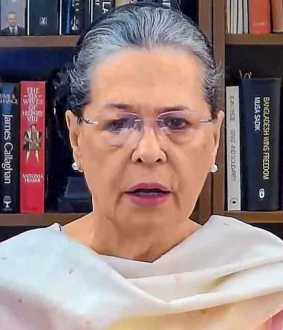 sonia gandhi video for bihar election
