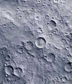 sofia scans water in moon surface