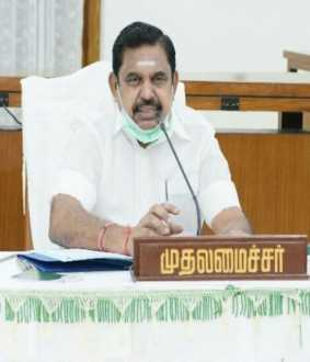 coronavirus lockdown cm palanisamy discussion with district collector, doctors expect teams