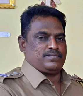 Chennai police inspector suspended