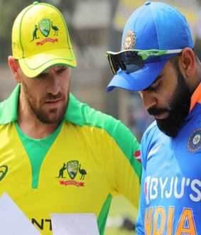 australia vs indai one day cricket match