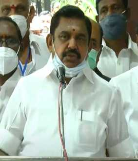 tamilnadu cm palanisamy press meet at salem