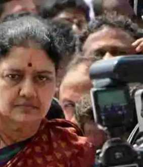 Sasikala in the intensive care unit ..!