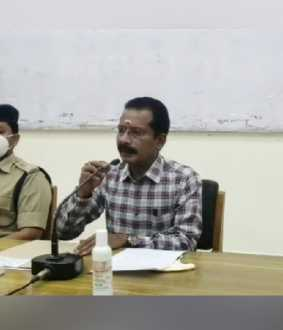 madurai district collector pressmeet