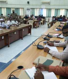 tamilnadu assembly election erode district collector pressmeet