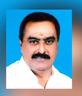 tiruppur district palladam assembly constituency admk candidate coronavirus positive