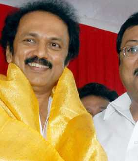 DMK CHIEF MKSTALIN VS MKALAGIRI WISHES