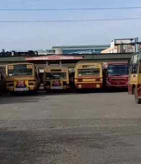 Special buses today and tomorrow ... Tamil Nadu government announcement!