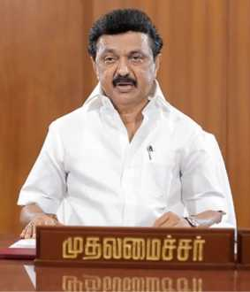 coronavirus prevention video conferencing tamilnadu cm mkstalin speech