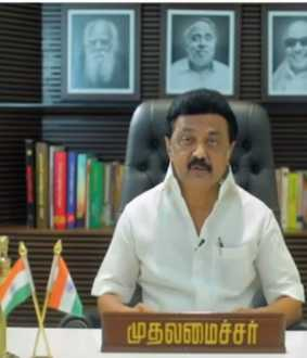 coronavirus relief funds tamilnadu chief minister mk stalin video tweets