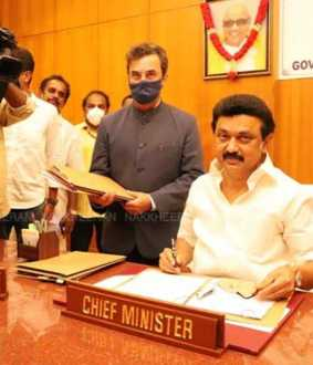 CORONAVIRUS MEDICINES CM MKSTALIN WROTE THE LETTER FOR PM NARENDRA MODI