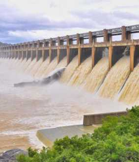 salem district mettur dam water level opening