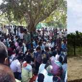 Farmers and fishermen preparing for protest ;'hydrocarbon project' that will turn 15 lakh people into work