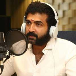 Actor ArunVijay's New Look